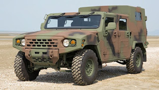 Kia Light Tactical Vehicle (Kia)