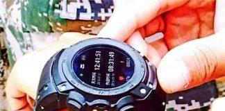 Pasukan Tempur China Dibekali Smart Watch – MiliterMeter.com