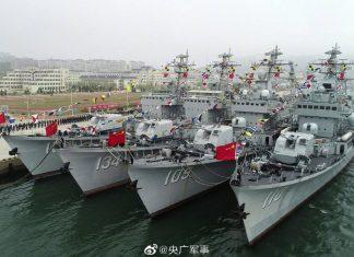 Dapat 2 Destroyer Baru China Pensiunkan 4 Destroyer Lawas, Indonesia Minat?
